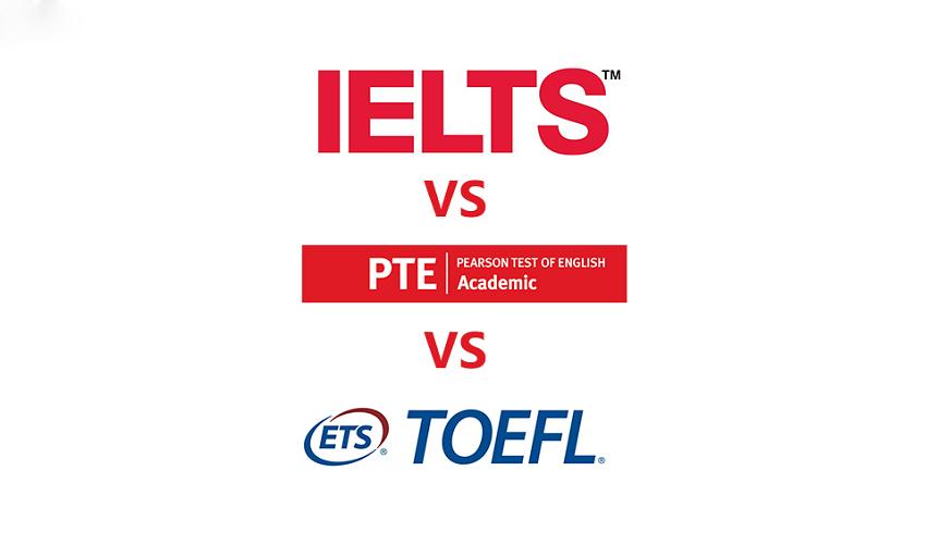 PTE, TOEFL, AND IELTS EQUIVALENTS
